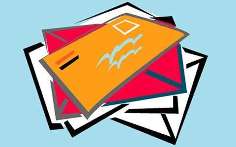 Post en  pakketjes